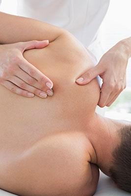 remedial massage photograph